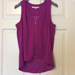 Purple Trina Turke blouse